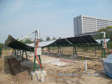 parabolic trough solar