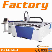 laser sticker cutting printing machine for metal engraving and cutting machine