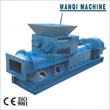 2015 Low investment and high quality clay brick making machine in China