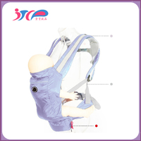 New arrivel mather care products breathable hand held baby carrier hip seat with cheap price