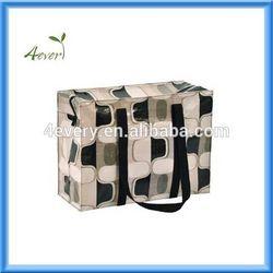 2015 Wholesale Reusable PVC Shopping Bags