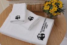 European Style Quick Dry Towel Set With Customjer Logo