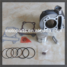 Aftermarket gy6 150cc Motorized Bicycle Engine 57.4mm cylinder
