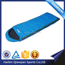 NS104046 high quality cotton flannel 3 season adult sleeping bag