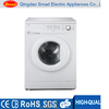 Automatic single tub front open clothes washing machine