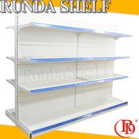 chipboard shelves gondola shelving both side shelf for clothing store