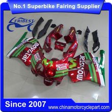 FFKHD028 Fairing For Motorcycle For CBR250RR MC22 1990-1999 Red Movistar
