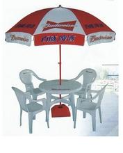 Hot sale umbrella corporation beach umbrellas used beach umbrella with logo