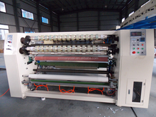 Four Shaft automatic packing tape manufacturing machine,adhesive tape auto cutting and rewinding machine