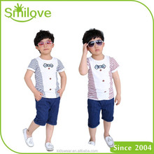 Summer 2015 branded name clothing factory wholesale sweatshirts sport child apparel fashion tees top knitted fashion shirt