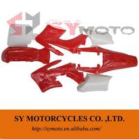 Apollo AGB-37 pitbike Platics Kits motorcycles fairing