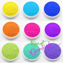 Wholesale Cheap Decorative Glass Seed Beads In Bluk For DIY Craft