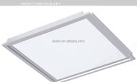 36W led panel 600x600, 2880lm ultra-thin square panel, uv led grow light panels full spectrum