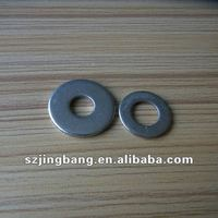 Carbon steel large flat round washers