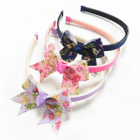 Manufacturer production kids western hair accessories