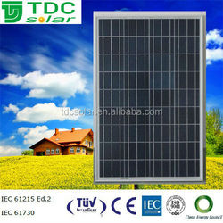 best price per watt pv solar panel 100w