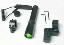 De alto brillo de luz y resiatance baja temperatura ND30 linterna láser verde / antorcha del laser