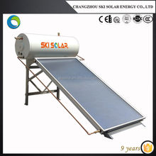 solar panel made in china jacket water tank