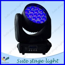 Alibaba China supplier 19*12W zoom moving head