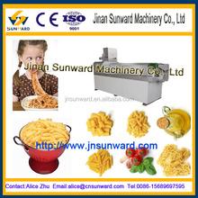 Customized multiple output inflated barilla pasta making machine