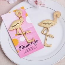 "Wedding Gift New Arrived ""Fancy and Feathered"" Flamingo Bottle Opener"