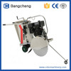 high performance gasoline concrete road cutting machine,cutting width 500mm