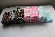 children cotton knitted blanket made in china