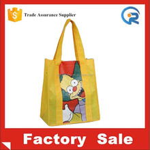 Durable Market Non Woven Tote Bag With Lamination