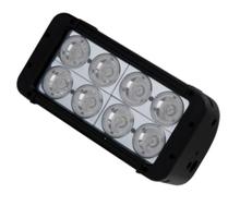 Factory price 10w leds high intensity 80 led light bar, led car head light bar, led UTV roof bar