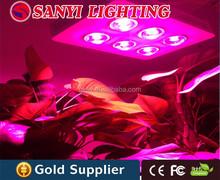 2 year warranty CE FCC Rosh approved led full sepctrum 600 watt grow lights green house