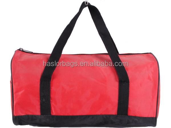 Gros pas cher Simple Unique Design sport Duffle Bag