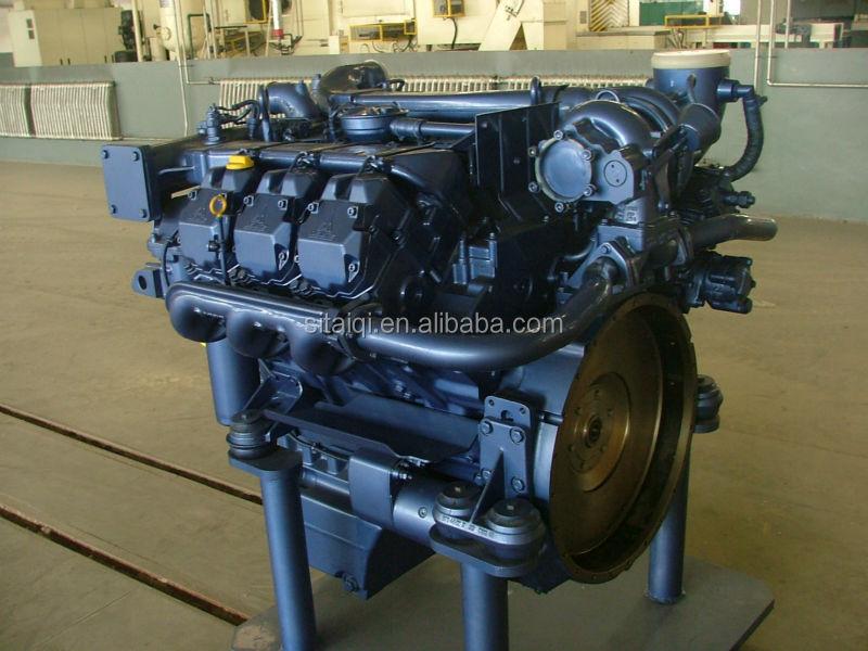 Huachai German Deutz Marine V6 Diesel Engine, View V6 Diesel ...
