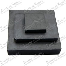 Best price rectangle Ferrite magnet
