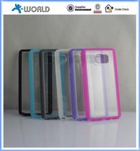 Premium quality TPU and PC phone case for samsung galaxy note 5 made in China