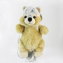 Custom Wholesale Best Made Stuffed animal toy plush dog Tether Pole for Dog Toy