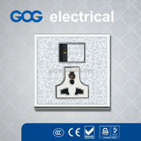 China suppliers pakistan switch socket on electrical