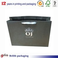 wax paper bags with logo