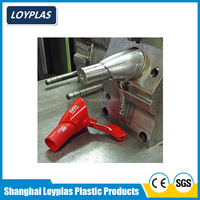 Shanghai 12 years experience mold manufacture and plastic injection material for different projects