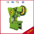 punzonadora mecánica, ponche de máquina de prensa para el aluminio, perforadora de prensa