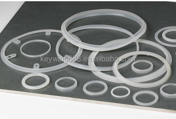 custom durable silicone rubber grommet food grade