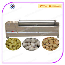 Stainless Steel Industrial Continuous Potato Washing Machine/ Potato Cleaning Machine