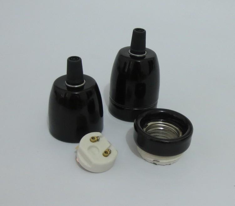 Porcelain Pendant Socket Pendant Light Socket