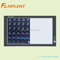 LED double x-ray film viewer
