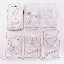 Diamond Case for Samsung Galaxy S3,for Samsung Galaxy S3 Cell Phone Rhinestone Case