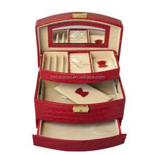 Christmas Gift Box Jewelry Storage Box