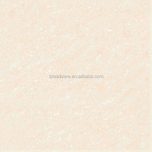 600x600 pink polished ceramic floor tile made in china