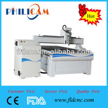 10%discount! China Jinan PHILICAM FLD1325 cnc router machine for panel door cnc router machine 3d