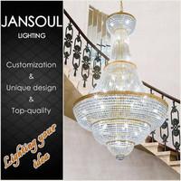 zhongshan luxury custom-made incandescent spotlight luminaire pendant light