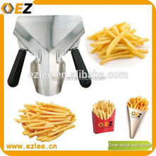 Stainless Steel Upgrade Left Handle French Fry Scoop
