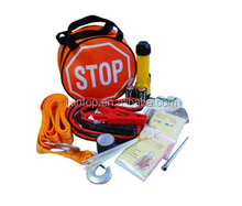 21pcs auto emergency kit